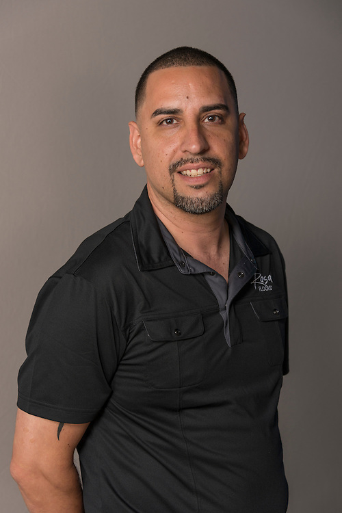 Joel Rios as photographed for the Texas Apartment Association