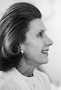 """Anne Beau Cox Chambers - born December 1, 1919 - is an American media proprietor, who had a stake of interest in Cox Enterprises, a privately held media empire that includes newspapers, television, radio, cable television, and other businesses.[3]<br /> <br /> She is the daughter of James M. Cox, a newspaper publisher and 1920 Democratic Presidential nominee, and his second wife, Margaretta Parker Blair. She owns and controls her father's business interests, through Cox Enterprises. For 33 years she co-owned the family company with her sister, Barbara Cox Anthony, who died on May 28, 2007.[3] She lives in Atlanta, Georgia.<br /> <br /> Her net worth was estimated by Forbes at $16.1 billion in September 2014,[4] based principally on her equity interest in Cox Enterprises. She is the wealthiest person in Georgia, the 28th-richest person in the United States and 53rd-richest person in the world. In 1974, upon the death of their brother, James M. Cox (known as """"Jim Jr.""""), Chambers and Anthony gained a controlling interest in the family company. That same year Chambers became chairwoman of Atlanta Newspapers. Anthony became chairwoman of Dayton Newspapers, while her husband, Garner Anthony, became the administrative head of Cox Enterprises. In 1988 Anthony's son James Cox Kennedy became chairman and chief executive officer. Chambers remains a close advisor concerning the daily operation of the company.[3]<br /> <br /> Active in business and politics, Chambers was appointed ambassador to Belgium by U.S. president Jimmy Carter, a post she held from 1977 to 1981. She was a director of the board of The Coca-Cola Company during the 1980s, and she was the first woman in Atlanta to serve as a bank director (Fulton National Bank). She was also the first woman in Atlanta appointed to the board of the city's chamber of commerce.[3]<br /> <br /> Anne Cox Chambers holds the Chair of Atlanta Newspapers and serves as a Director of Cox Enterprises, one of the largest diversified media """