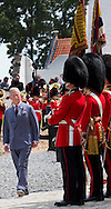 Braine-l&rsquo;Alleud, 17-06-2015 <br /> <br /> 200 year anniversary of the battle around Waterloo attended by The Prince of Wales and The Duchess of Cornwall<br /> <br /> <br /> Photo:Royalportraits Europe/Bernard Ruebsamen