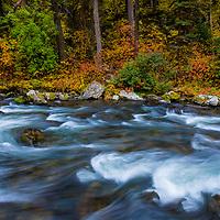 Hyalite Creek, Bozeman, Montana
