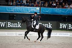 Bröring-Sprehe, Kristina (GER) Desperados FRH<br /> Stuttgart - German Masters 2016<br /> © www.sportfotos-lafrentz.de