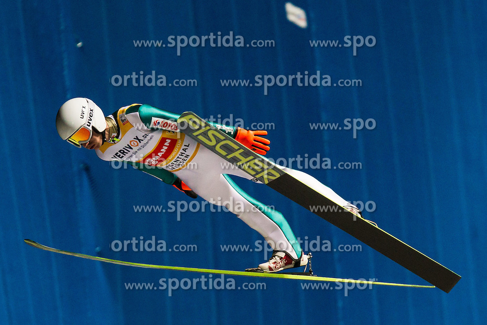 21.11.2014, Vogtland Arena, Klingenthal, GER, FIS Weltcup Ski Sprung, Klingenthal, Herren, HS 140, Qualifikation, im Bild KAMIL STOCH // during the mens HS 140 qualification of FIS Ski jumping World Cup at the Vogtland Arena in Klingenthal, Germany on 2014/11/21. EXPA Pictures &copy; 2014, PhotoCredit: EXPA/ Newspix/ Katarzyna Plewczynska<br /> <br /> *****ATTENTION - for AUT, SLO, CRO, SRB, BIH, MAZ, TUR, SUI, SWE only*****