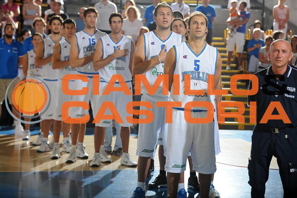DESCRIZIONE : Bormio Raduno Collegiale Nazionale Italiana Maschile Allenamento<br /> GIOCATORE : Team Nazionale Italiana Uomini<br /> SQUADRA : Nazionale Italia Uomini <br /> EVENTO : Raduno Collegiale Nazionale Italiana Maschile <br /> GARA : Allenamento<br /> DATA : 11/07/2010 <br /> CATEGORIA : Allenamento Ritratto<br /> SPORT : Pallacanestro <br /> AUTORE : Agenzia Ciamillo-Castoria/GiulioCiamillo<br /> Galleria : Fip Nazionali 2010 <br /> Fotonotizia : Bormio Raduno Collegiale Nazionale Italiana Maschile Allenamento<br /> Predefinita :