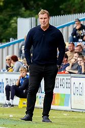 Mansfield Town manager David Flitcroft - Mandatory by-line: Ryan Crockett/JMP - 28/07/2018 - FOOTBALL - One Call Stadium - Mansfield, England - Mansfield Town v Rotherham United - Pre-season friendly