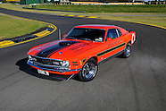 1970 Mustang Mach 1 Pace Car