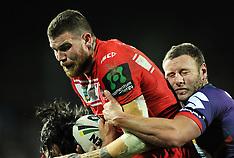 Napier-NRL, St George Illawarra Dragons v Melbourne Storm