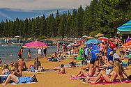 Zephyr Cove Beach, Lake Tahoe, Nevada