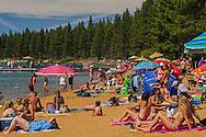Zephyr Cove Beach, Lake Tahoe, Nevada