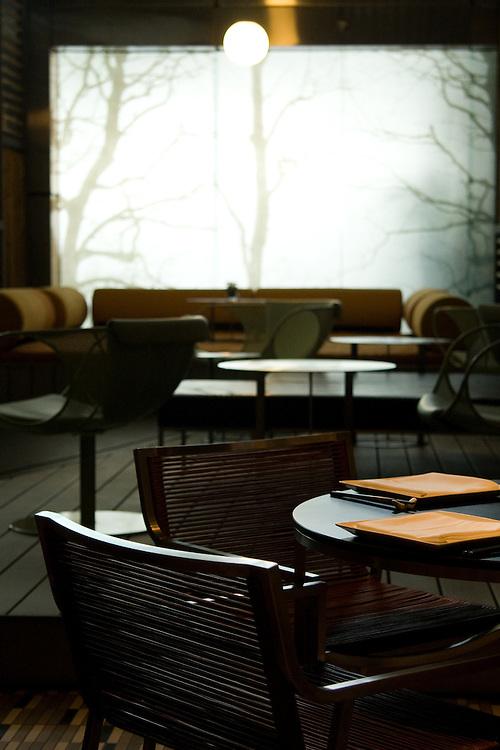 at the Lobby of stylish Hotel Maya, in Kuala Lumpur, Malaysia