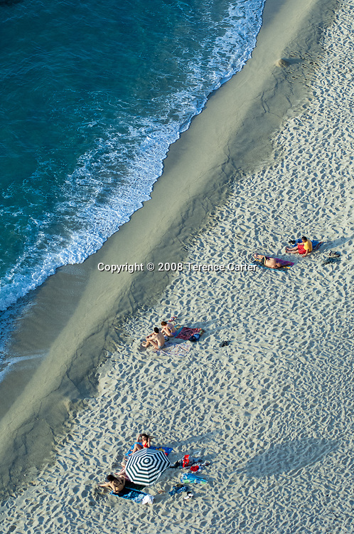 Tropea's beaches
