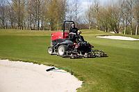 HALFWEG  - AGC , Amsterdamse Golf Club, Maaien, greenkeeper, greenkeeping,  COPYRIGHT KOEN SUYK