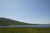 Connemara landscape County Galway Ireland