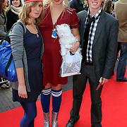 NLD/Utrecht/20080928 - Premiere Radeloos, ?, Titia Hoogendoorn en Sebastian Wulff