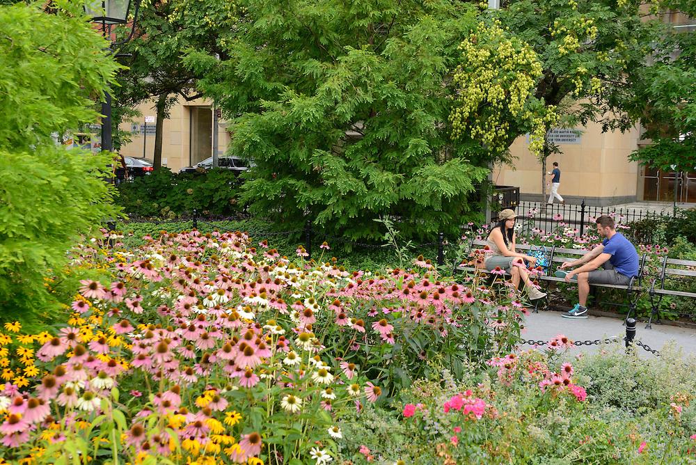Washington Square Park,New York, Manhattan, USA