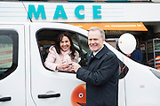 MACE gifts new minibus to local Galway club<br /> The SCCUL Sanctuary, Ballybane, Galway was announced as the winner of the MACE Win a Minibus for your local club competition. Handover of the minibus took place at McGreal&rsquo;s MACE in Ballybrit, where the SCCUL Sanctuary entered the competition.  Pictured accepting the prize was  Trish Murphy SCCUL Sanctuary from&cedil;<br /> Photo:Andrew Downes, xposure.