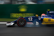 October 28, 2016: Mexican Grand Prix. Felipe Nasr (BRA), Sauber