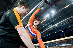 , NED, Scratch Race, 2015 UCI Para-Cycling Track World Championships, Apeldoorn, Netherlands