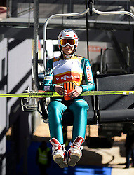 20.03.2014, Planica, Ratece, SLO, FIS Weltcup Ski Sprung, Planica, Qualifikation, im Bild Kamil Stoch // Kamil Stoch during the qualifikation of the mens individual large Hill of the FIS Ski jumping Worldcup Cup finals at Planica in Ratece, Slovenia on 2014/03/20. EXPA Pictures © 2014, PhotoCredit: EXPA/ Newspix/ Irek Dorozanski<br /> <br /> *****ATTENTION - for AUT, SLO, CRO, SRB, BIH, MAZ, TUR, SUI, SWE only*****