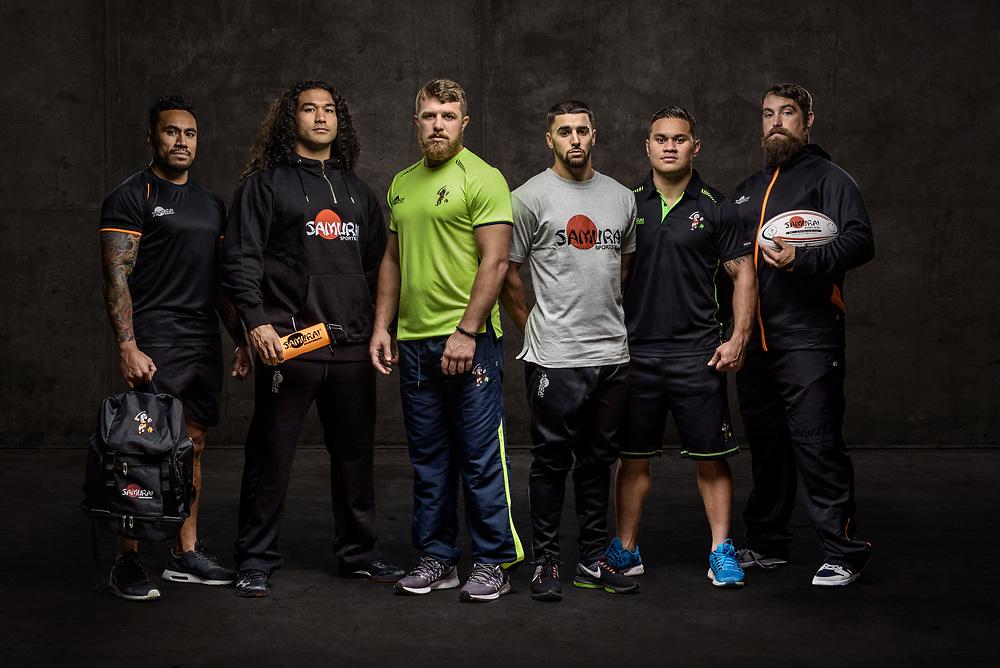 Rugby athletic apparel. San Francisco, CA   Samurai Sportswear