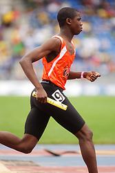 Samsung Diamond League adidas Grand Prix track & field; 4x400 meter relay Junior boys,