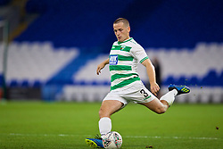 CARDIFF, WALES - Thursday, August 9, 2018: The New Saints FC's Chris Marriott during the UEFA Europa League Third Qualifying Round 1st Leg match between The New Saints FC and FC Midtjylland at Cardiff City Stadium. (Pic by David Rawcliffe/Propaganda)