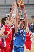 Campionato Europeo Maschile Under 20 Italia-Russia<br /> Gino Cuccarolo