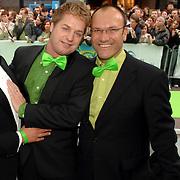 NLD/Amsterdam/20070612 - Premiere Shrek 3, Tony Neef en partner Benny