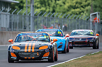 #67 Simon ORANGE Mazda MX-5 Mk3  during BRSCC Mazda MX-5 Super Series  as part of the BRSCC NW Mazda Race Day  at Oulton Park, Little Budworth, Cheshire, United Kingdom. June 16 2018. World Copyright Peter Taylor/PSP. Copy of publication required for printed pictures. http://archive.petertaylor-photographic.co.uk
