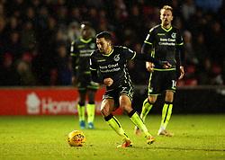 Liam Sercombe of Bristol Rovers - Mandatory by-line: Robbie Stephenson/JMP - 26/12/2017 - FOOTBALL - Banks's Stadium - Walsall, England - Walsall v Bristol Rovers - Sky Bet League One