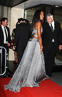 Naomi Campbell, Arqiva British Academy Television Awards - After Party, Grosvenor House, London UK, 18 May 2014, Photo by Brett D. Cove