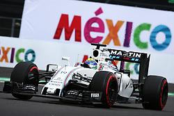 Felipe Massa (BRA) Williams FW38.<br /> 28.10.2016. Formula 1 World Championship, Rd 19, Mexican Grand Prix, Mexico City, Mexico, Practice Day.<br /> Copyright: Batchelor / XPB Images / action press