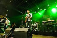 Frank Turner @Open Flair Festival 2011 in Eschwege / Germany