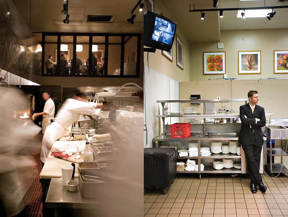 client: Monarch Restaurant, St. Louis, MO