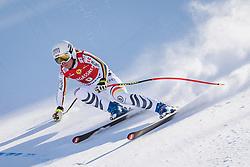 10.01.2020, Keelberloch Rennstrecke, Altenmark, AUT, FIS Weltcup Ski Alpin, Abfahrt, Damen, 2. Training, im Bild Kira Weidle (GER) // Kira Weidle of Germany in action during her 2nd training run for the women's Downhill of FIS ski alpine world cup at the Keelberloch Rennstrecke in Altenmark, Austria on 2020/01/10. EXPA Pictures © 2020, PhotoCredit: EXPA/ Johann Groder