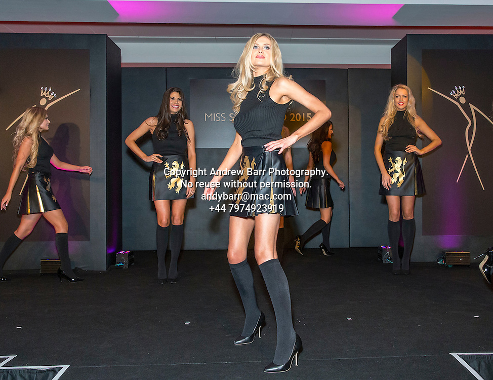 27-08-2015<br /> Miss Scotland 2015 final at Raddison Blu, Glasgow.<br /> <br /> Kilt dance routine - Rosie Lamont<br /> <br /> Pic:Andy Barr<br /> <br /> www.andybarr.com<br /> <br /> Copyright Andrew Barr Photography.<br /> No reuse without permission.<br /> andybarr@mac.com<br /> +44 7974923919