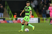 Forest Green Rovers Liam Shephard(2) during the EFL Sky Bet League 2 match between Forest Green Rovers and Carlisle United at the New Lawn, Forest Green, United Kingdom on 16 March 2019.