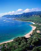 Laie, Windward Coast, Oahu, Hawaii, USA<br />