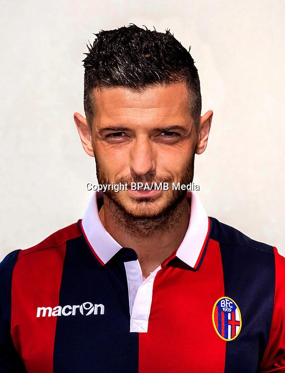 Italian League Serie A -2016-2017 / <br /> ( Bologna Fc 1909 ) - <br /> Blerim Dzemaili
