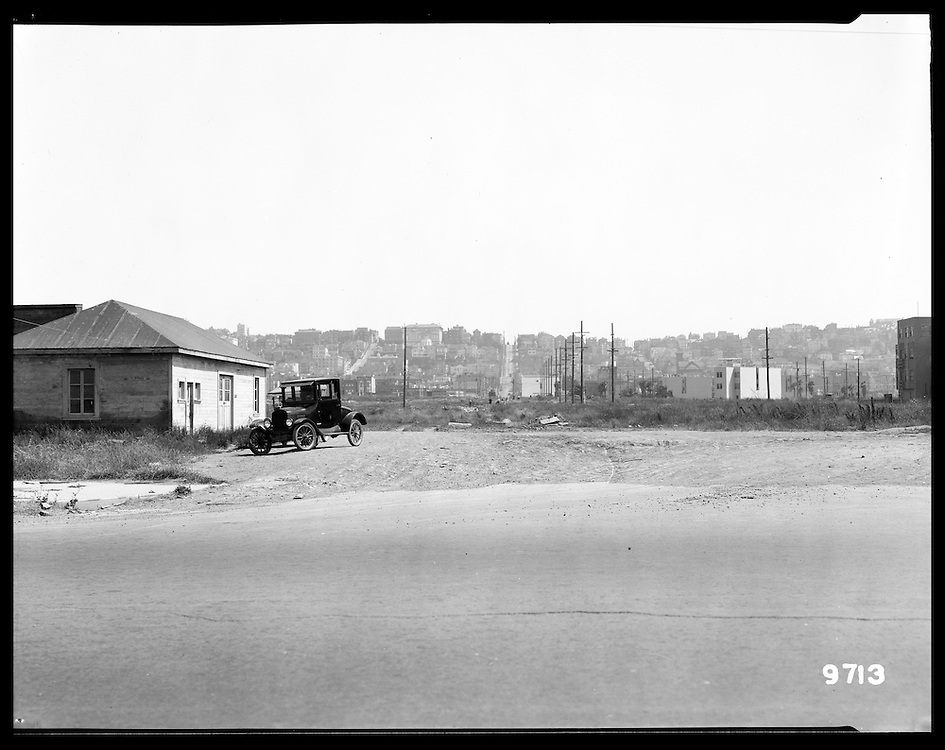 For Many Years the Marina Remained Surprisingly Undeveloped After the Fair Had Come and Gone<br />