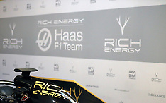 Rich Energy Haas F1 Team 2019 Livery Unveiling - 07 Feb 2019