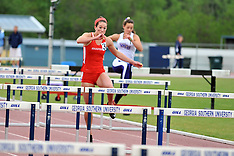 Heptathlon - 100m HURDLES