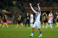 30.04.2017 - Milano - Serie A 2016/17 - 34a giornata  -  Inter-Napoli  nella  foto: Lorenzo Insigne esulta a fine partita