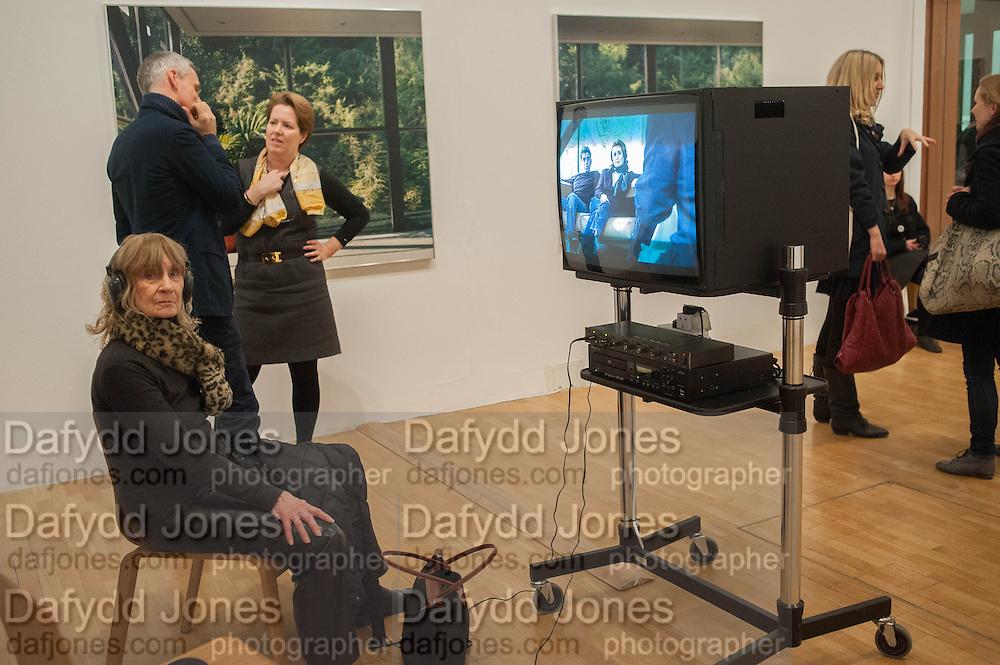 BARBARA STEVENI;. Whitechapel Gallery. London. 16 January 2012.