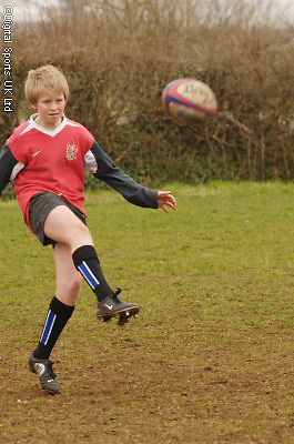 Bristol Premier Rugby Camp, at Chippenham RFC.Action pictures