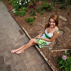 Model - Amanda  Kirkland photos by Derick Hingle