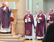 Farewell Mass for Archbishop Timothy M. Dolan, Cathedral of St. John the Evangelist, Milwaukee, March 29, 2009. (Photo by Sam Lucero)
