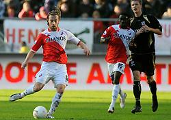08-11-2009 VOETBAL: FC UTRECHT - HEERENVEEN: UTRECHT<br /> Utrecht verliest met 3-2 van Heerenveen / Gregoor van Dijk<br /> ©2009-WWW.FOTOHOOGENDOORN.NL