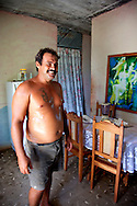Fisherman in Bariay, Holguin, Cuba.