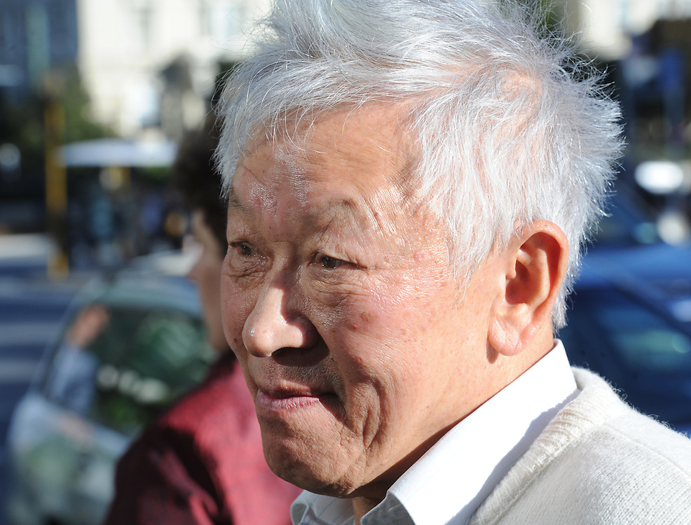 Investor Paul Wah after the sentencing of the those convicted for the collapse of Lombard Finance at the High Court, Wellington, New Zealand, Thursday, March 29, 2012. Credit:SNPA / Ross Setford