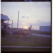 Clarksdale, Mississippi.Hopson Commissary.Juke Joint Chapel.Juke Joint Festival...Yashica D .Kodak Porta 400 film.